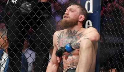 Man Mauled By Conor McGregor While Taking Selfie At Zoo in Miami!