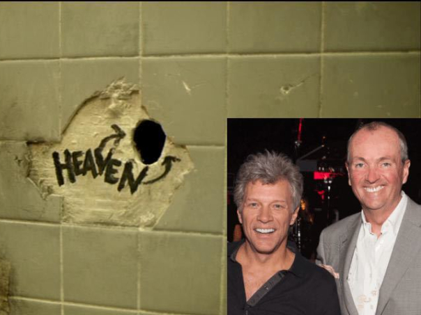 "Governor Murphy Names NJ ""Glory Hole"" After Bon Jovi!"