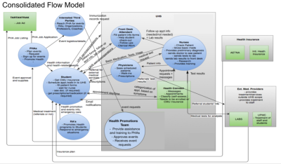 Consolidated Flow Model
