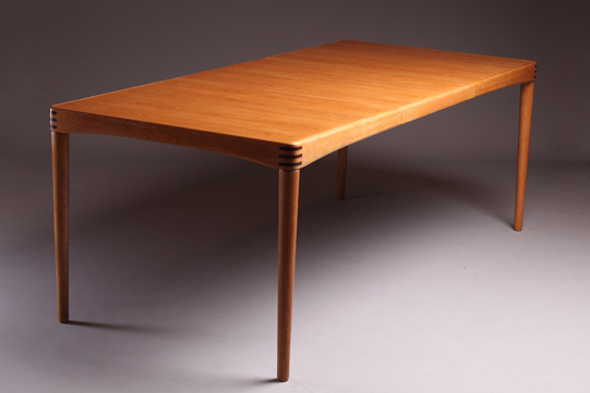 Teak table by Bramin