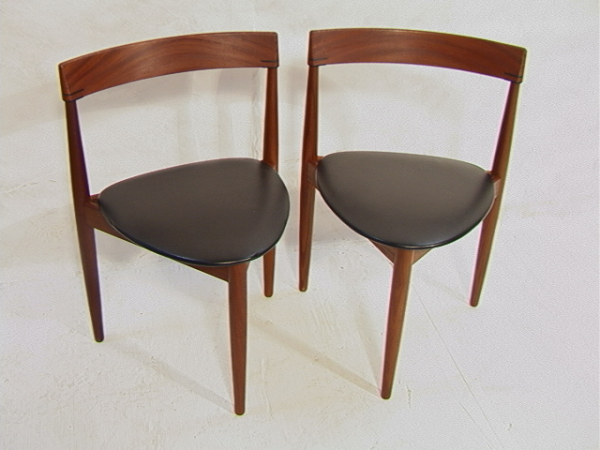 Frem Rojle chairs x2