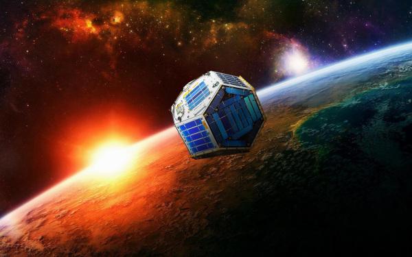 Digital Illustration (Space Engineering)