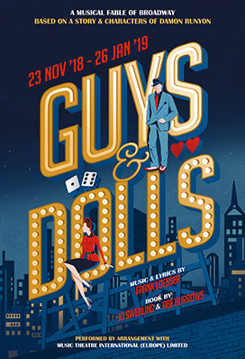 Guys and Dolls - The Mill at Sonning