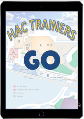 HAC Trainers Go