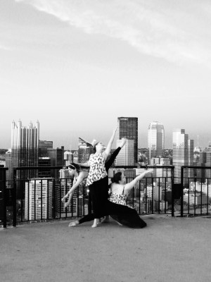 Pittsburgh Dance Bomb Project - Mt. Washington