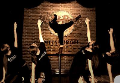 Pittsburgh Dance Bomb Project - Hard Rock Cafe