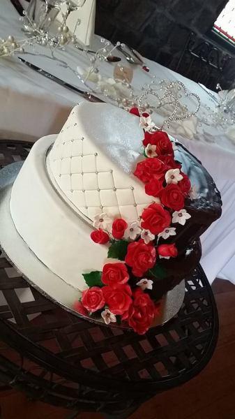Half/Half Wedding
