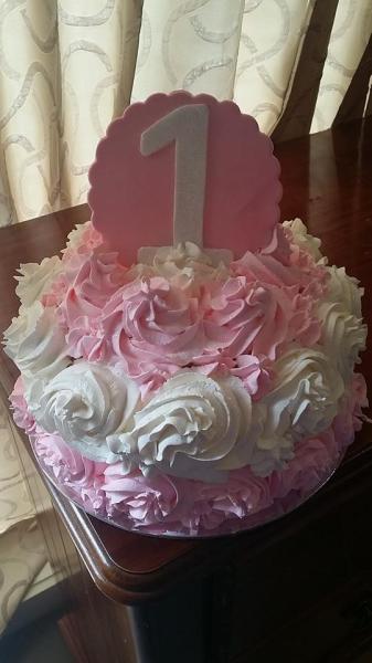No. 1 Smash Cake