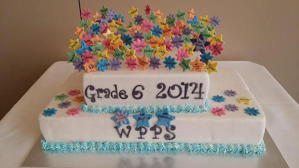 Graduati0n Cake