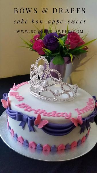 Princess Bows & Drapes