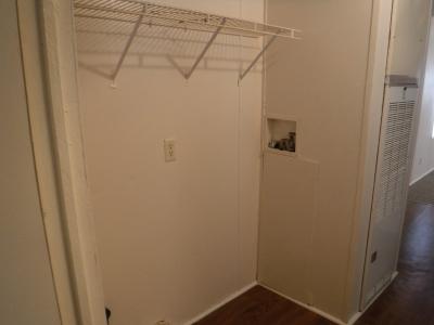 Laundry Area/Hall