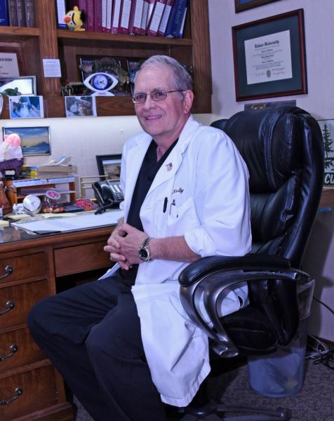 Phillip W. Kelly, M.D.