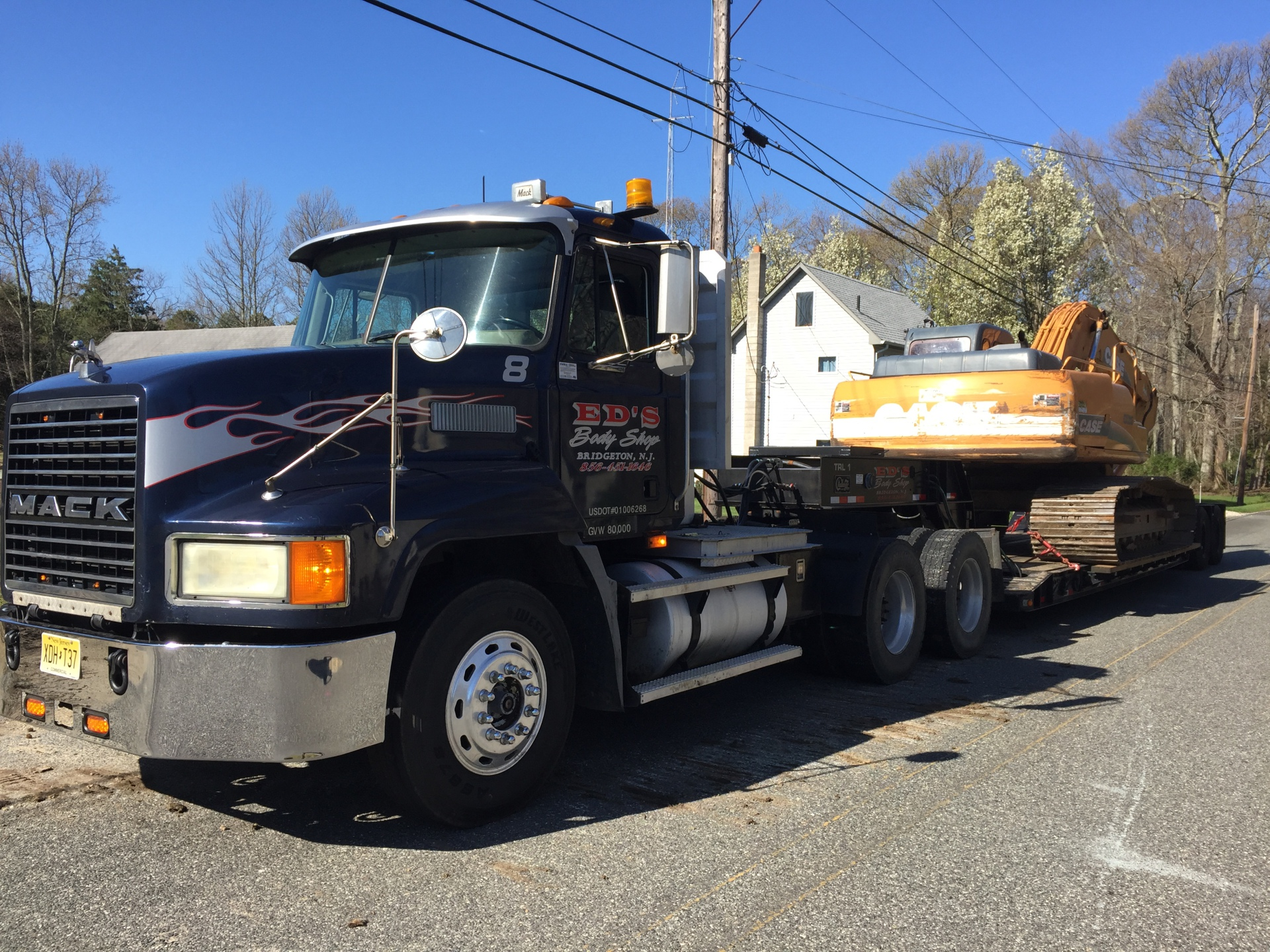 Heavy Haul and Equipment Transport