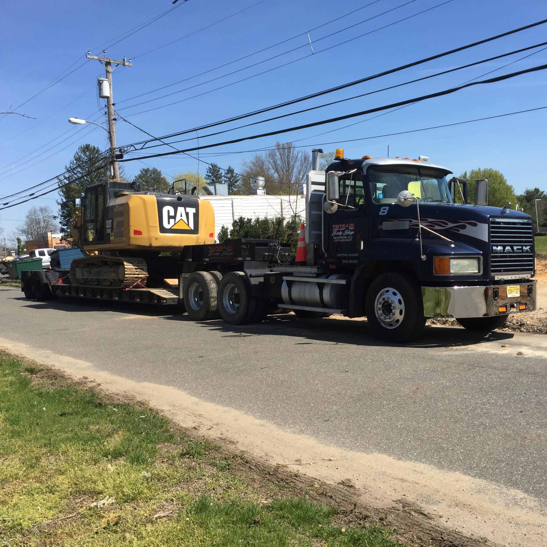 Equipment Transportation Service