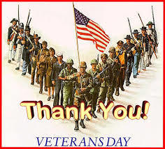 Thank You to our Military Veterans