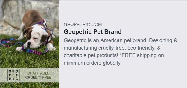 Geopetric Pet Brand