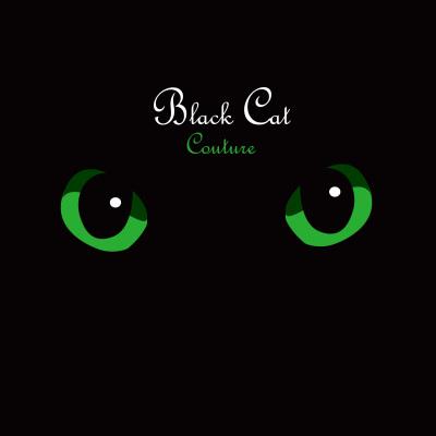 Black Cat Couture Logo