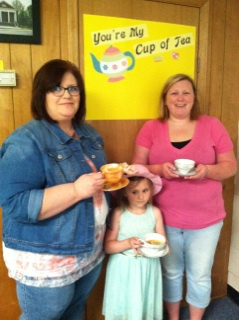 Mother Daughter Tea Party 2016