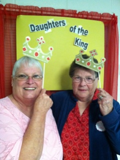 Daughters of the King  Spring Oasis 2016