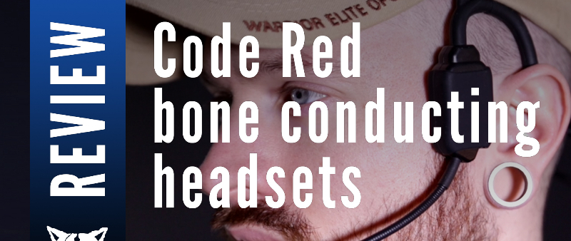 Review: Code Red headsets
