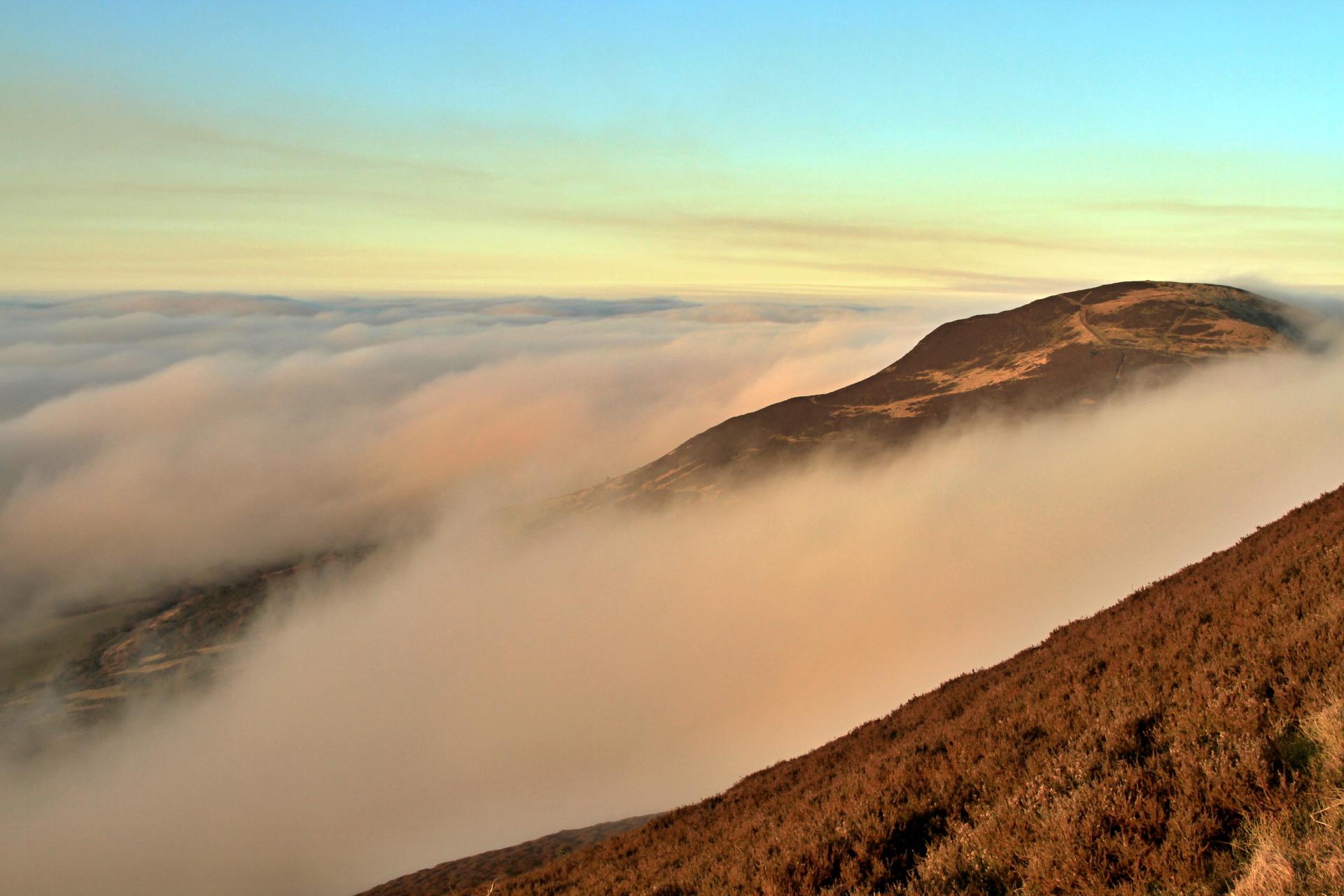 Eildon hills