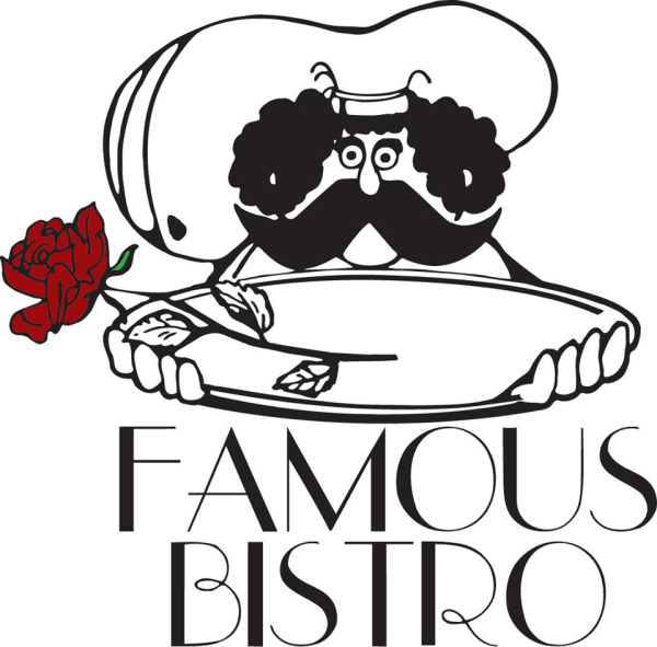 You Are About to Discover. . .The Famous Bistro