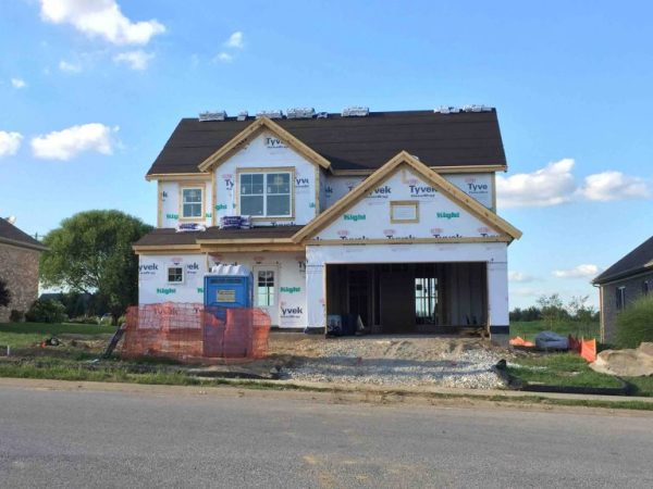 The Benefits of. . .Buying New Construction!