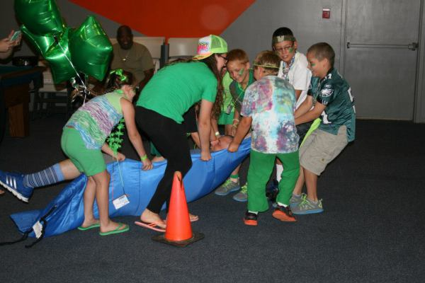 VBS Fun & Games!
