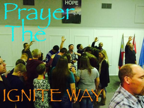 There's power in prayer!