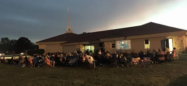 Summer Worship & Movie night!