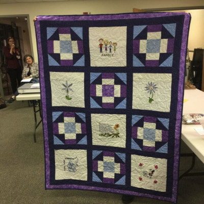 Quilt for Cancer