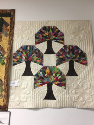Another shop challenge quilt