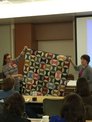 Quilt by Carolyn McCormick