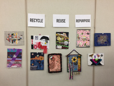Recycle, Reuse, Repurpose Entries