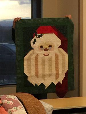Jananne's Santa