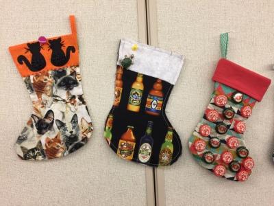 Stockings for Sharon