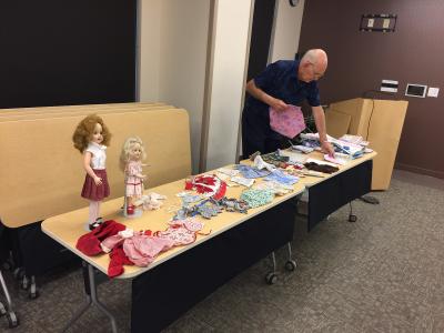 Doll Setup