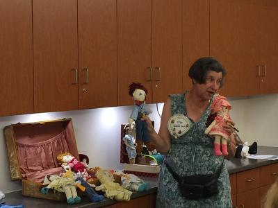 Jananne dolls