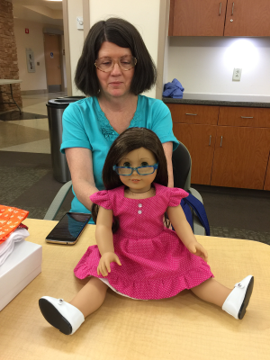 Mary's AG doll