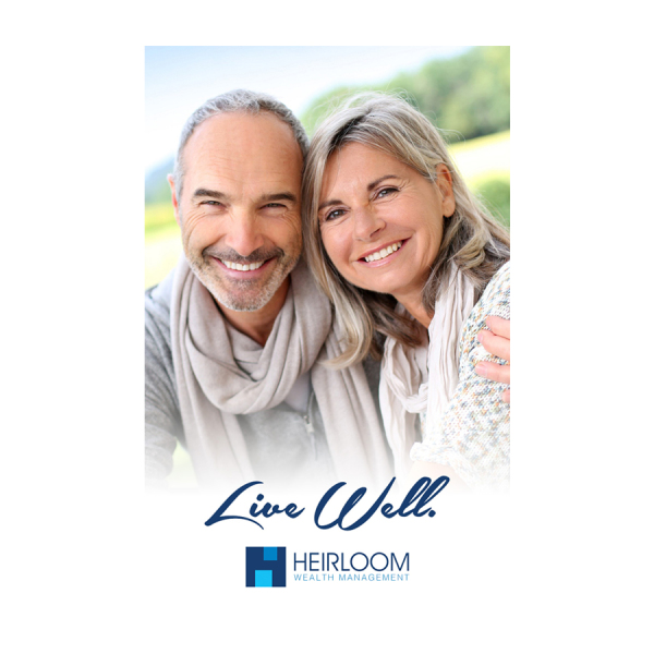 "Heirloom WM - ""Live Well"" Campaign"