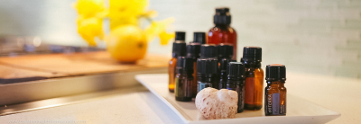 Give your bathroom cabinet a makeover with doTERRA products