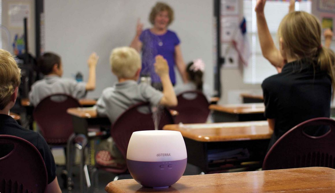 dōTERRA Essential Oils in the Classroom