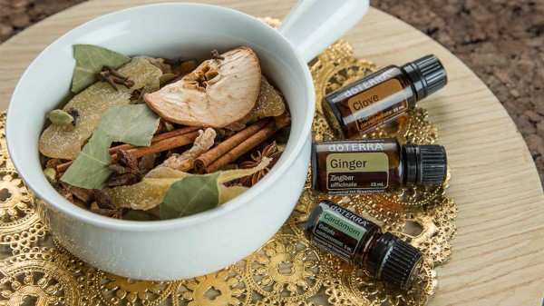 Aromas of Fall Inside Your Home
