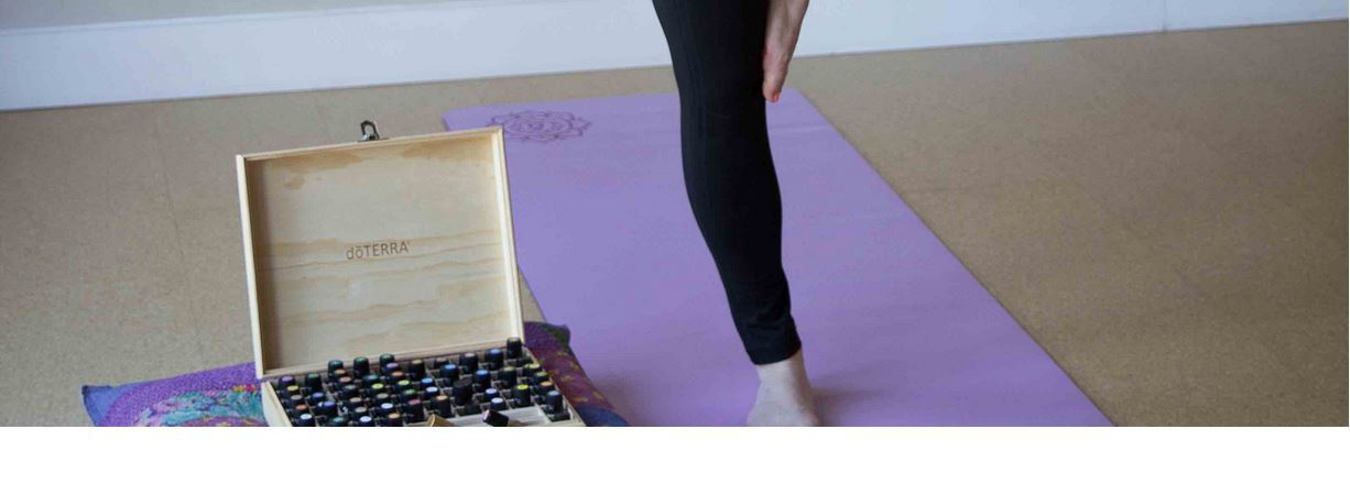 The Unity of Yoga and Essential Oils