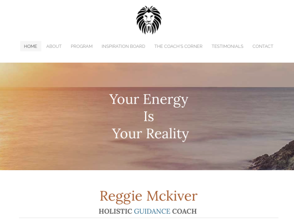 Coach Reggie Mckiver
