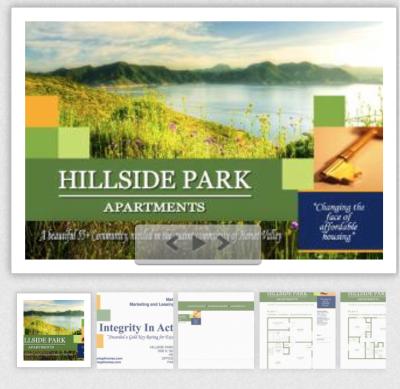 Hillside Park Senior Apartments