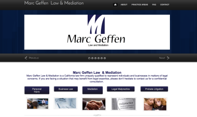 Attorney Marc Geffen