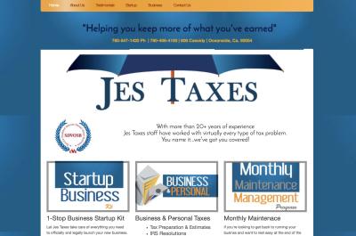 Jes Taxes