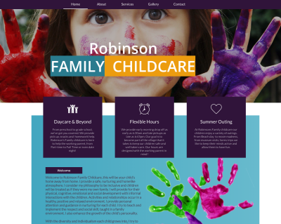 Robinson Family Childcare