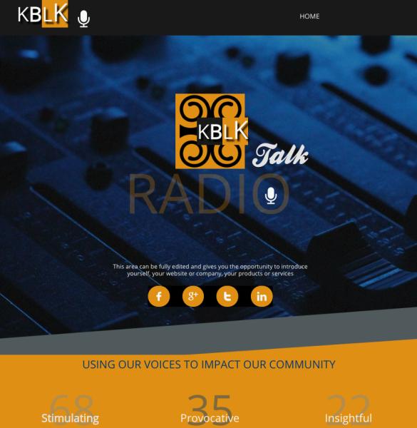 KBLK Talk Radio
